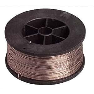 Bobine fil fourre acier diametre 0,8 mm