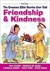 Friendship & Kindness [With CD] (Greatest Bible Stories Ever Told) by Stephen Elkins (2002-08-06)