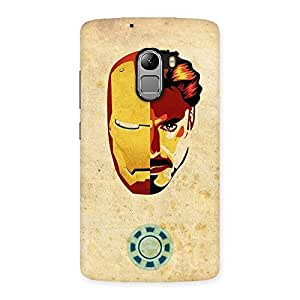 Cute Genius Pwer Back Case Cover for Lenovo K4 Note