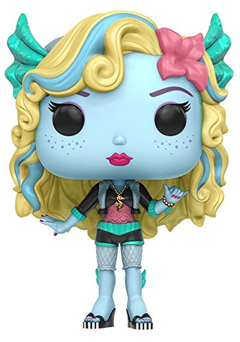 Funko - 373 - Pop - Monster High - Lagoona Blue