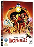 Incredibles 2 [DVD] [2018] only £10.00 on Amazon