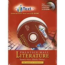 The American Experience Text on Cd-rom + 6 Year Online Access by PRENTICE HALL published by PRENTICE HALL (2003)