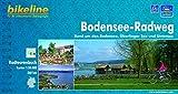 Bikeline Radtourenbuch: Bodensee-Radweg. Rund um den Bodensee, Überlinger See und Untersee. 1:50 000, 260 km, GPS-Tracks Download