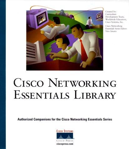 Cisco Networking Essentials Library (Cisco Networking Academy) por Vito Amato