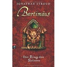 Der Ring des Salomo. Bartimäus 04.