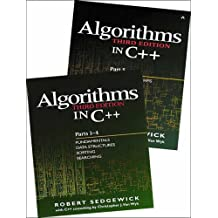 Bundle of Algorithms in C++, Parts 1-5: Fundamentals, Data Structures, Sorting, Searching, and Graph Algorithms: Fundamentals, Data Structures, Sorting, Searching and Graph Algorithms Pts. 1-5