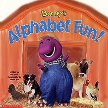 Barney's Alphabet Fun! (Barney's Great Adventure)