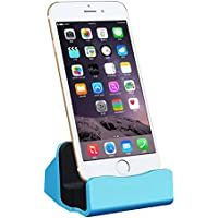 iPhone Lightning Dock,TUOUA Caricabatterie Docking Station Supporto