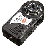 TOOGOO(R)Mini sans fil WIFI / IP surveillance a distance Camera de securite DV Cam Micro pour IOS