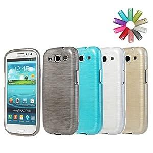 Bralexx Custodia protettiva per Samsung HTC Nokia Apple Sony 4pezzi