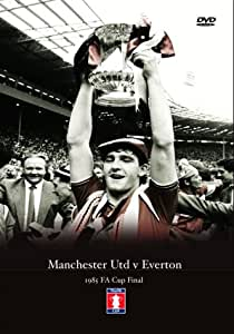 1985 FA Cup Final Manchester United v Everton [DVD]