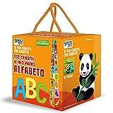 Scarica Libro Il mio primo alfabeto Eco cubotti Ediz a colori Con libretto (PDF,EPUB,MOBI) Online Italiano Gratis