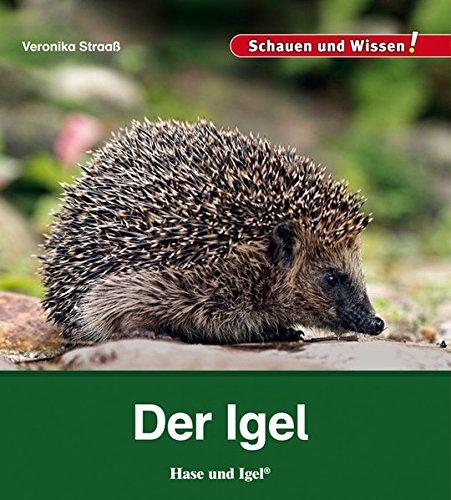 Der Igel: Schauen und Wissen!