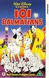 101 Dalmatians [1961] [VHS]
