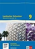 Lambacher Schweizer Mathematik 9 - G9. Ausgabe Niedersachsen: Arbeitsheft plus Lösungsheft und Lernsoftware Klasse 9 (Lambacher Schweizer. Ausgabe für Niedersachsen ab 2015)