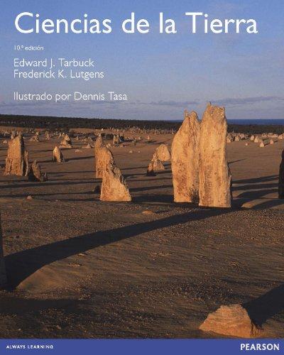 Ciencias de la tierra MyLab por Edward J. Tarbuck