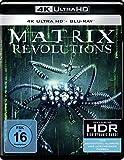 Matrix Revolutions  (4K Ultra HD) [Blu-ray]