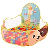 #9: Rrimin Kids Game Play Toy Tent Indoor Outdoor Portable Ocean Ball Pit Pool(Not include Ball)