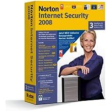 Norton Internet Security 2008 incl. Norton AntiBot 3 PCs