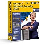 Norton Internet Security 2008 incl. Norton AntiBot 3 PCs Bild