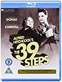 The 39 Steps [Blu-ray] [Import anglais]
