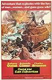 Guns for San Sebastian Movie Poster (27,94 x 43,18 cm)