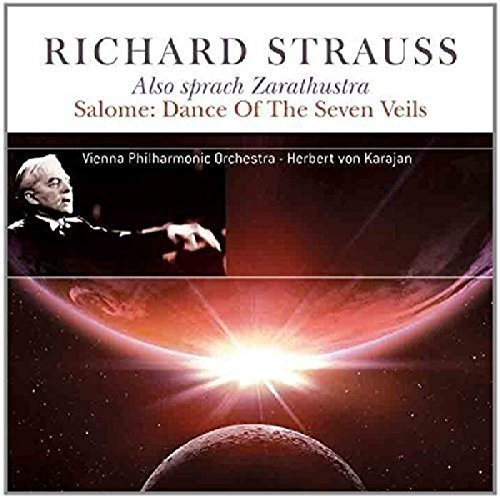 Also Sprach Zarathustra - Salome : Dance Of The seven Veils [Vinyl LP] Adult Strauß