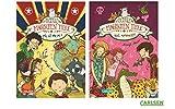 Carlsen Verlag Die Schule der magischen Tiere 7: Wo ist Mr. M? + Die Schule der magischen Tiere 8: Voll verknallt! (Hardcover), Kinderbuch der Bestsellerreihe!