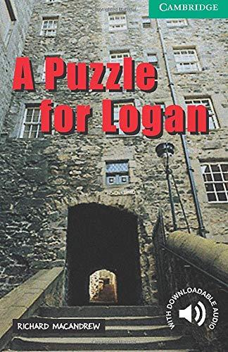CER3: A Puzzle for Logan Level 3 Cambridge English