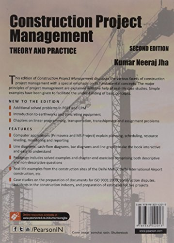 Construction Project Management,: Theory and Practices, 2e