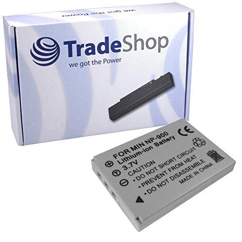 Hochleistungs Kamera Li-Ion Akku für Praktica Luxmedia 10XS 12-XS 12XS 7103 7203 8213 8203 8213 10-XS Olympus T100 X960 T-100 X-960 Jenoptik JD 7.0z3s JD 8.0z3 7.0z3 8.0z3SL Sealife ReefMaster DC500