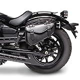 Craftride Motorrad Satteltasche für Custom Bikes