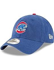 on sale eda06 f2b20 New Era Chicago Cubs Core Classic Crawl Logo 9TWENTY Adjustable MLB Cap