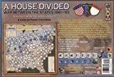 Image for board game Mayfair Games MFG04860 A House Divided Game