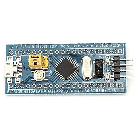 Bluelover Stm32F103C8T6 Kleine Systemplatine Mikrocontroller Stm32 Arm Core Board Für Arduino (Mpeg4 Audio)
