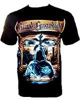 Blind Guardian T-Shirt Fanshirt Schwarz Black