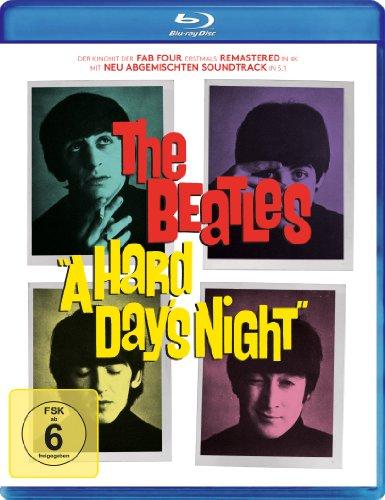 Bild von The Beatles - A Hard Day's Night [Blu-ray]