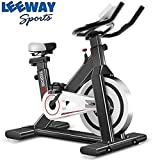 #6: Spin Bike S-103  Exercise Fitness Spinning Bike  Spine Fitness Equipment  Exercise Cycle for Home Gym  Indoor Cycle  Trainer Fitness Bike  Gym Bike (Imported)