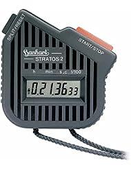 ORIGINAL Hanhart Stoppuhr Stratos 2 Stop Watch Stopuhr Uhr inkl. Batterie