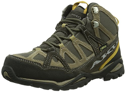 Aku Arriba Mid Ii Gtx, Multisports Outdoor Adulte Mixte Marron (Marrone/Giallo 305)