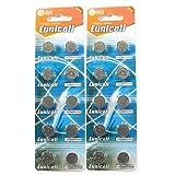 20 X AG3 Button Cell Batteries AKA SG3, LR41, 192 / 384 / 392