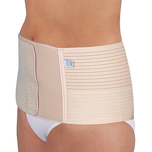 sacrolumbar Band-Rücken und Bauch Unterstützung Gürtel-21cm Tiefe-erhältlich in 3Größen (Bauch-rücken-unterstützung)