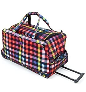 HIGHBURY - 74cm Large Wheeled Holdall - Box