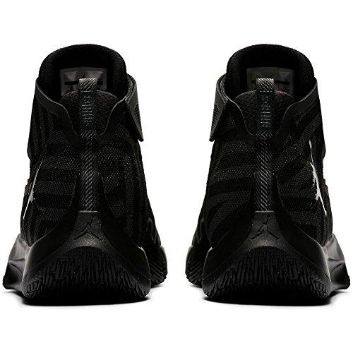 Nike Jordan Fly Unlimited, Scarpe da Basket Uomo Grigio (Anthraciteblackblackblack 012)