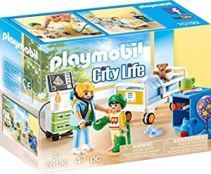 Playmobil City Life 70192 Set de Juguetes - Sets de Juguetes (Acción / Aventura, 4 año(s), Niño/niña, Interior,, Caja)