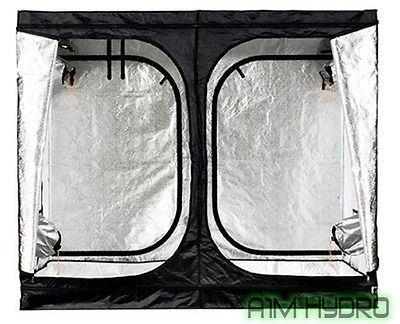 Trojan tg3015 or 1,5 x 3 x 2 x 2 m foncé Grow Chambre en Mylar Tente Hydroponique