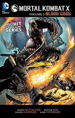Mortal Kombat X TP Vol 2 by Shawn Kittlesen (2015-10-29)