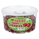 Haribo Happy-Cherries, Kirschen, Fruchtgummi, 150 Stück