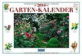 Garten-Kalender 2014. Broschürenkalender