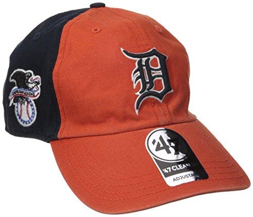 47 Brand MLB Flagstaff reinigen bis Hat, Unisex, MLB Flagstaff Clean Up Hat, Navy, Einheitsgröße